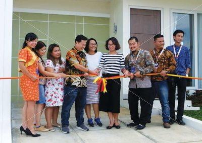 Launching Show Unit Dharmawangsa Hills